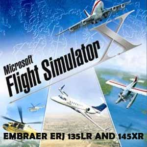 FSX Embraer ERJ 135LR and 145XR Add-On Digital Download Price Comparison