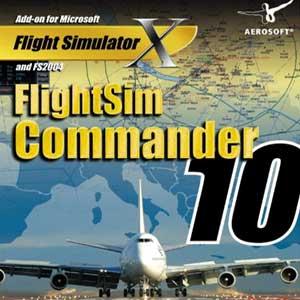 FSX FlightSim Commander 10 0 Digital Download Price Comparison