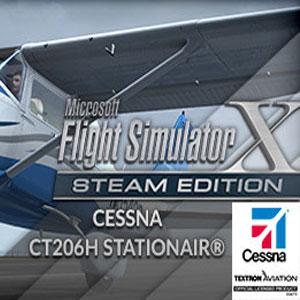 FSX Steam Edition Cessna CT206H Stationair Add-On
