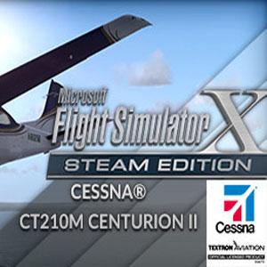 FSX Steam Edition Cessna CT210M Centurion 2 Add-On