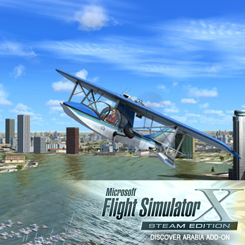 FSX Steam Edition Discover Arabia Add-On Digital Download Price Comparison