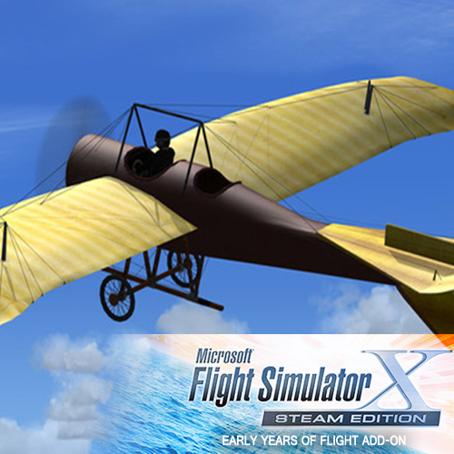 FSX Steam Edition Early Years of Flight Add-On Digital Download Price Comparison