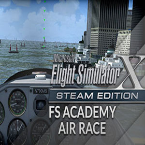 FSX Steam Edition FS Academy Air Race Add-On