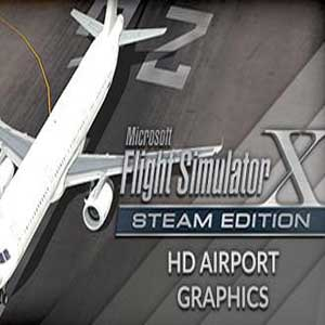 FSX Steam Edition HD Airport Graphics Add-On