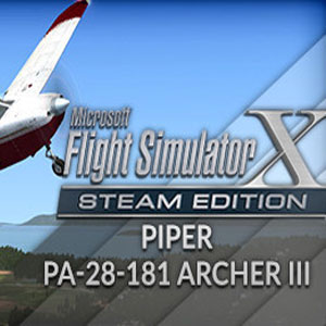 FSX Steam Edition Piper PA-28-181 Archer 3 Add-On Digital Download Price Comparison