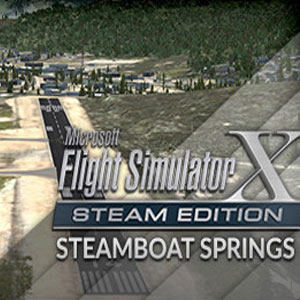 FSX Steam Edition Steamboat Springs KSBS Add-On