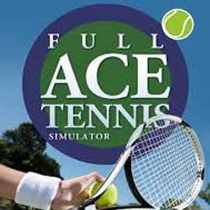 Full Ace Tennis Simulator Digital Download Price Comparison