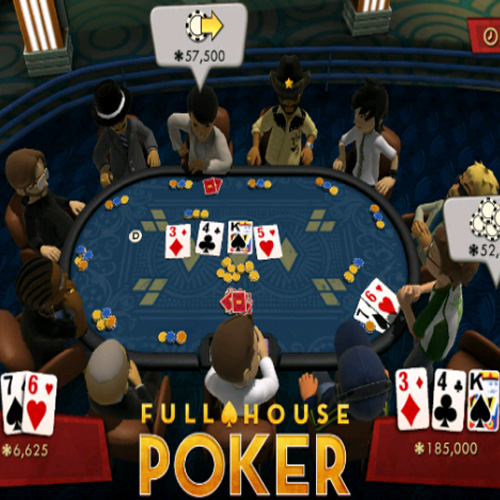 Full House Poker Xbox 360 Code Price Comparison