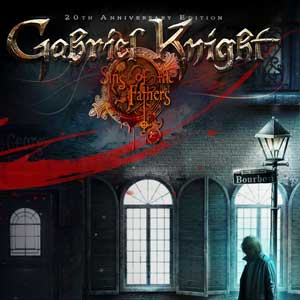 Gabriel Knight Sins of the Father Digital Download Price Comparison