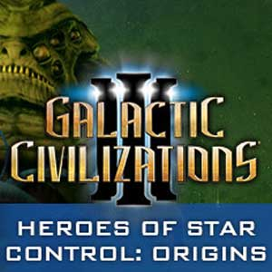Galactic Civilizations 3 Heroes of Star Control Origins