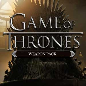 Game of Thrones Weapon Pack Digital Download Price Comparison
