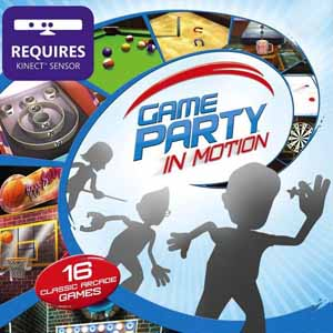 Game Party in Motion Xbox 360 Code Price Comparison