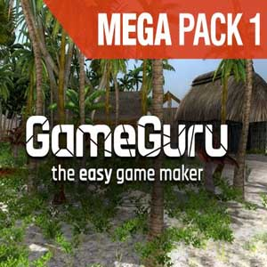 GameGuru Mega Pack 1 Digital Download Price Comparison