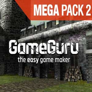 GameGuru Mega Pack 2 Digital Download Price Comparison