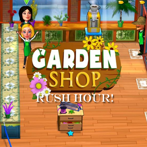 Garden Shop Rush Hour! Digital Download Price Comparison