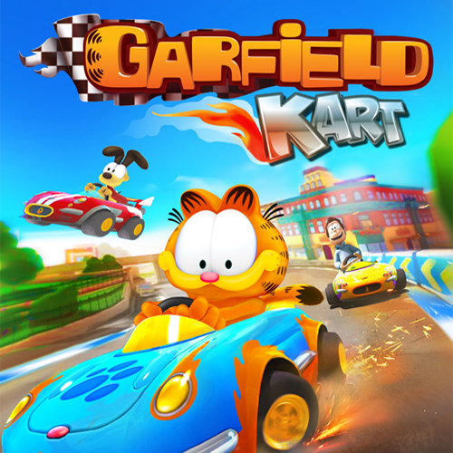 Buy Garfield Kart Nintendo 3DS Download Code Compare Prices