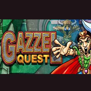Gazzel Quest The Five Magic Stones