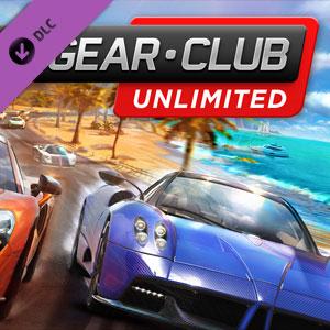 Gear.Club Unlimited Super Car Pagani Zonda Cinque