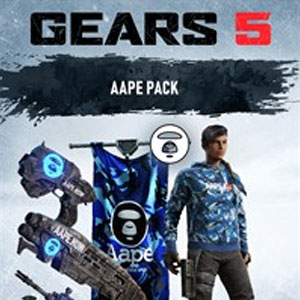 Gears 5 AAPE Pack Xbox One Digital & Box Price Comparison