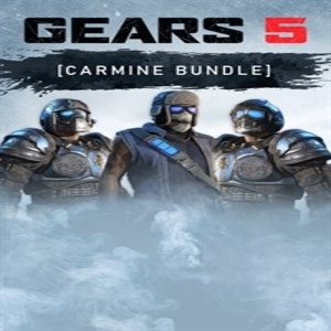 Gears 5 Carmine Bundle