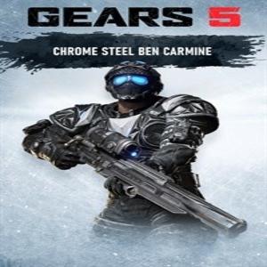 Gears 5 Chrome Steel Ben Carmine Xbox One Price Comparison