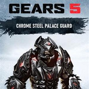 Gears 5 Chrome Steel Palace Guard Xbox One Digital & Box Price Comparison