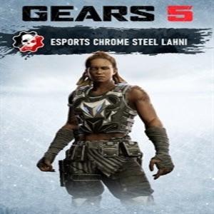 Gears 5 Esports Chrome Steel Lahni Xbox One Price Comparison