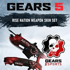 Gears 5 Esports Rise Nation Loadout Set Xbox One Digital & Box Price Comparison