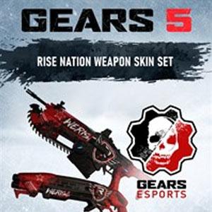 Gears 5 Esports Rise Nation Loadout Set Digital Download Price Comparison