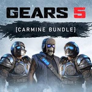 Gears 5 Gears 5 Carmine Bundle Digital Download Price Comparison