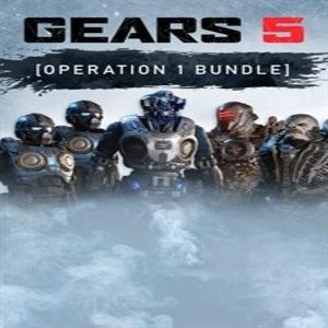 Gears 5 Operation 1 Bundle Digital Download Price Comparison