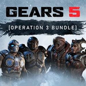 Gears 5 Operation 3 Gridiron Bundle Xbox One Digital & Box Price Comparison