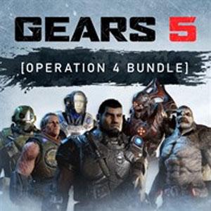 Gears 5 Operation 4 Bundle