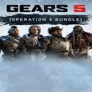 Gears 5 Operation 5 Bundle Digital Download Price Comparison