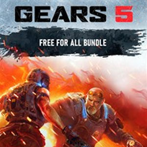 Gears 5 Operation Free-For-All Bundle Xbox One Digital & Box Price Comparison