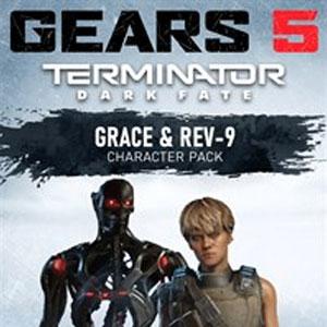 Gears 5 Terminator Dark Fate Pack Grace and Rev-9 Xbox One Digital & Box Price Comparison