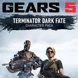Gears 5 Terminator Dark Fate Pack Sarah Connor and T-800 Xbox One Digital & Box Price Comparison