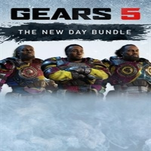 Gears 5 The New Day Bundle Digital Download Price Comparison