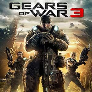 Gears of War 3 Xbox 360 Code Price Comparison