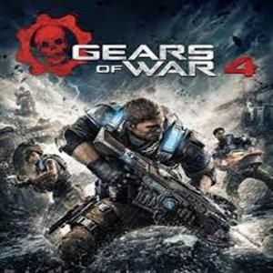 Gears of War 4 Xbox Series Price Comparison