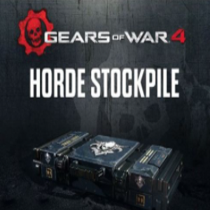 Gears of War 4 Horde Booster Stockpile Content Pack