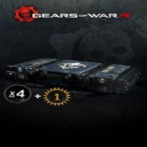 Gears of War 4 Horde Stack