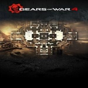 Gears of War 4 Map Lift Apex