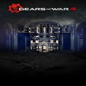 Gears of War 4 Map War Machine