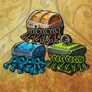 Gems of War Keys Starter Pack