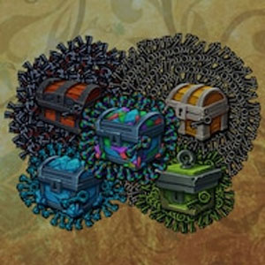 Gems of War Typhoon of Keys Pack