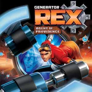 Generator Rex Agent Of Providence Xbox 360 Code Price Comparison