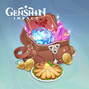 Genshin Impact Adventurer's Bundle