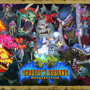 Ghosts n Goblins Resurrection Xbox Series Price Comparison