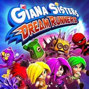 Giana Sisters Dream Runners Ps4 Code Price Comparison